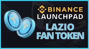 NUEVO BINANCE LAUNCHPAD 🤩 Lanzamiento LAZIO FAN TOKEN x10   B