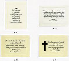 Thank You For Sympathy Card Bereavement Thank You Card Wording Memorial Sympathy Funeral