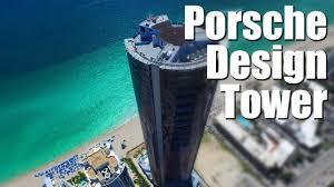 Porsche Design Miami Condo Walkthrough Porsche Design Tower 32 5m Penthouse