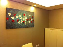 Easy Canvas Painting Easy Acrylic Flower Paintings On Canvas Google Search