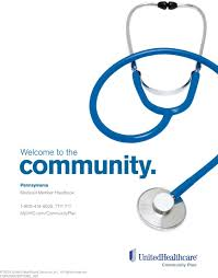 Myuhc Chart Community Welcome To The Pennsylvania Medicaid Member
