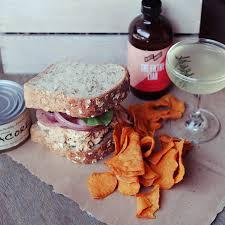 Jalapeño Albacore Tuna Sandwich Recipe ...
