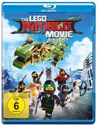The LEGO Ninjago Movie [Blu-ray]: Amazon.de: Bean, Charlie: DVD & Blu-ray