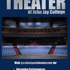 Gerald W Lynch Theater Gwltjjc Twitter