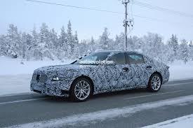 Spyshots: 2020 Mercedes-Benz S-Class W223 Prototype Begins Winter ...