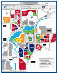 Texas Rangers Stadium Chart Texas Rangers Stadium Map Texas Rangers Parking Lot Map