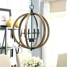 wood metal globe chandelier unique rustic orb pendant light sphere lamp ceiling for and round chandel world market chandelier metal orb