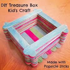 diy treasure box kid s craft pin it