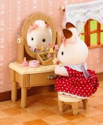 Online Get Cheap Sylvanian Families Toys Aliexpresscom Alibaba - Swivel classy sylvanian families living room set