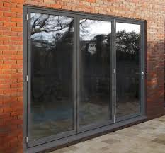 Made To Measure Bespoke External Aluminium Bifold Doors Uk