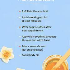 how to stop breakouts after waxing