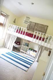 diy loft beds for kids. Exellent Loft Double Loft Bed Rope Ladder Diy Kids And Diy Loft Beds For Kids