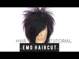 emo haircut tutorial thesalonguy