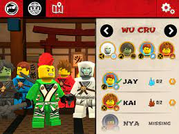 Download LEGO® Ninjago™ WU-CRU 1.0.0 APK For Android