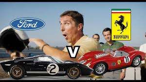 What makes the film appealing to those not particularly lighthearted sequences permeate the frequent jeopardy, including the pivotal moment that enzo ferrari tells the visiting ford bods in no uncertain. Le Mans 66 Ford V Ferrari V Reality Youtube