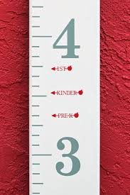 30 Off Chart 30 Off Sale Height Marker For Growth Chart Ruler Vinyl