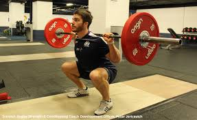 coaching strength conditioning