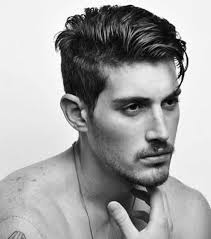 Hairstyles For Men To The Side Mens Hairstyles Short Sides And Back Latest Men Haircuts