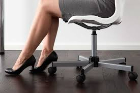 switch to these office exercises while sitting at your work desk to lose weight