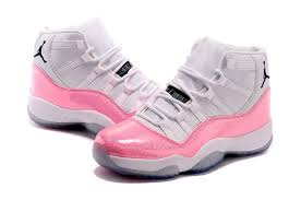 jordan shoes 2016 for girls. 2015 air jordan 11 gs custom white and pink 11s girls for sale-2 shoes 2016