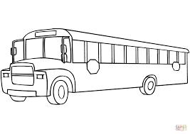 Coloriage Autobus Scolaire Coloriages Imprimer Gratuits