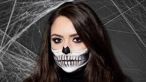 skeleton makeup tutorial 2017 the prettiest skeleton costume howto