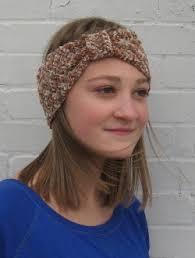 Knitted Headband Pattern Magnificent Knitting Patterns Galore Cuddly Headband