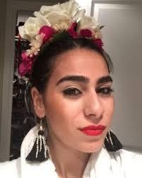 frida makeup