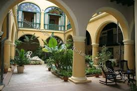Courtyard Design Ideas Mediterranean Courtyard Garden Design