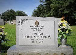Eloise Pate Fields (1929-2015) - Find A Grave Memorial