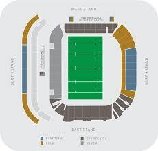 Principal Park Seating Chart Eden Park Stadium Map