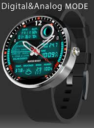 moto android watch. a47 watch face for moto 360- screenshot thumbnail android