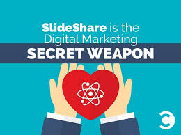 slede share slideshare is the digital marketing secret weapon new research