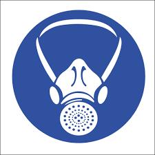 Mv2 Sabs Respiratory Protection Safety Sign