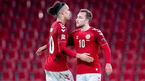 Christian eriksen kollabiert kurz vor pause in der ersten halbzeit. Danemark Kader Bei Der Em 2021 Gruppe Trainer Spielplan Sportbuzzer De