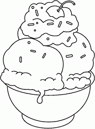 Small Picture Awesome Banana Split Coloring Page KIDS Design 2835 Unknown