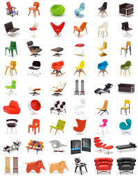 Take a look at five of the most iconic furniture chair designs. Iconic