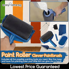 paint roller clever paintbrush pintar facil paint tools painting kit roller brush hassle free