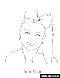 Jojo Siwa Coloring Pages To Print Coloring Pages To Print Coloring