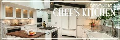 Chef\'S Kitchen Design Layout