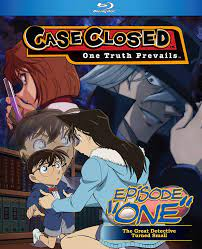 Detective Conan (Case Closed) - Page 3 - Blu-ray Forum