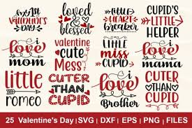 These print and cut svg valentines day cards are just some of the svg files i have created for valentines day this year. 25 Valentines Day Svg Bundle Graphic By Svgbundle Net Creative Fabrica Valentines Svg I Love Mommy Svg