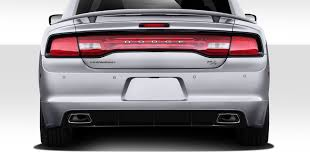 Dodge | Charger | 2011-2014 Charger | Rear Bumper & Rear Lip ...