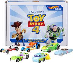 Машинки <b>Hot Wheels</b> История <b>игрушек</b> 4 - LolsDolls