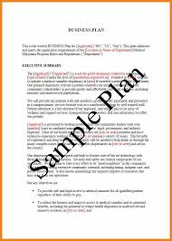 example of a business plan 5 business plan examples emmalbell