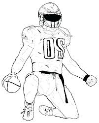 Disney Coloring Pages For Kids Printable Free Printable Football