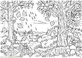 Small Picture Fall Coloring Pages Printables Miakenas Net Coloring Coloring Pages