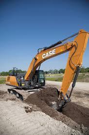 Case Cx350d Excavator Case Construction Equipment