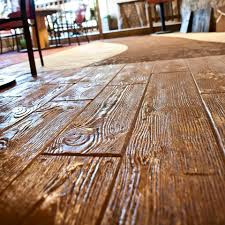 concrete floors in a nuts environmentally friendly eye catching easy to maintain