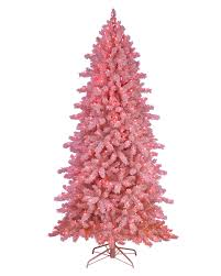 Flocked Christmas Tree Pink Frosting Flocked Artificial Christmas Tree Treetopia
